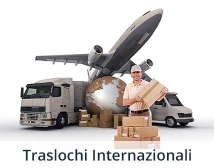 preventivo trasloco internazionale