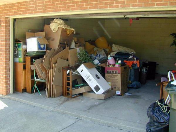 sgombero garage