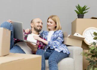 Trasferirsi in una casa nuova