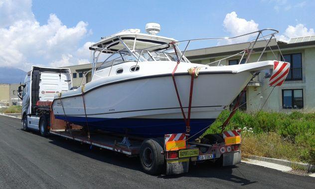 trasporto barche