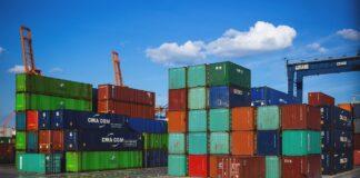 spedire un container