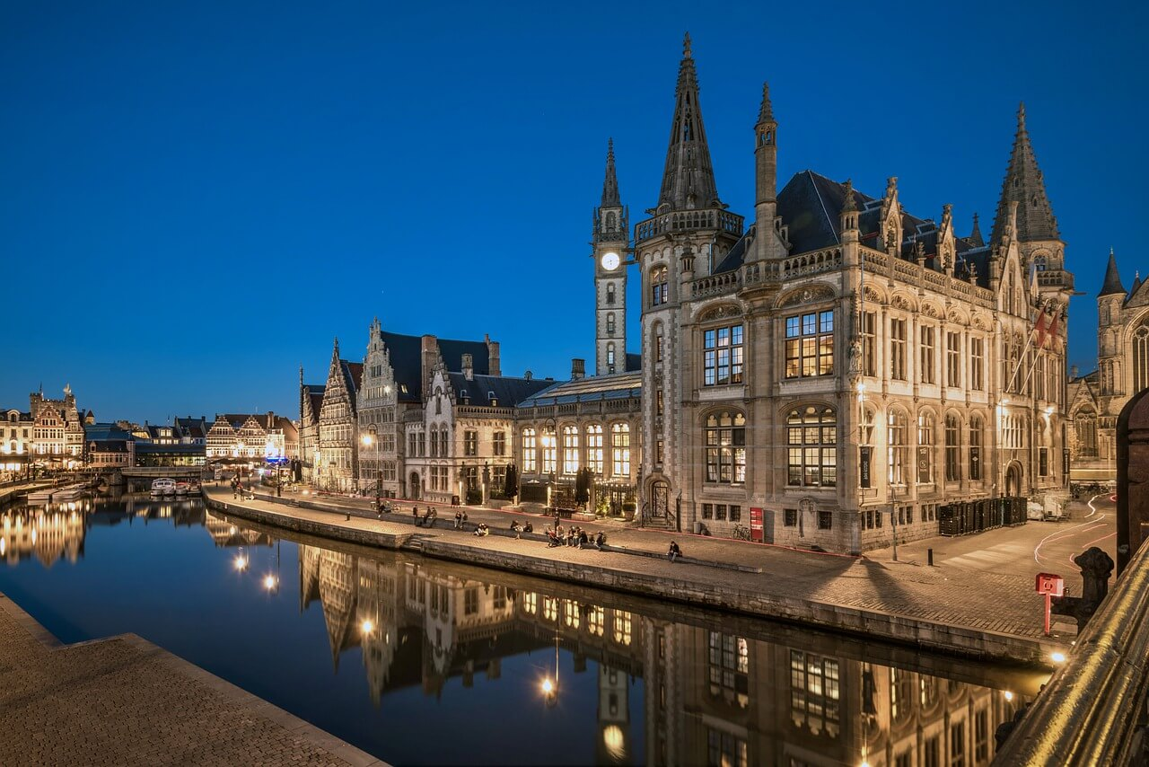 trasloco in belgio