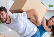 consigli per Traslocare da soli