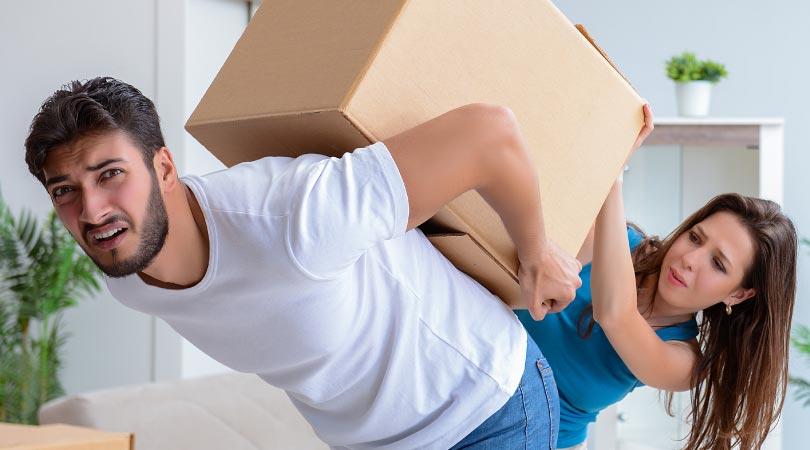 Traslocare da soli, segreti e consigli per organizzarsi al meglio