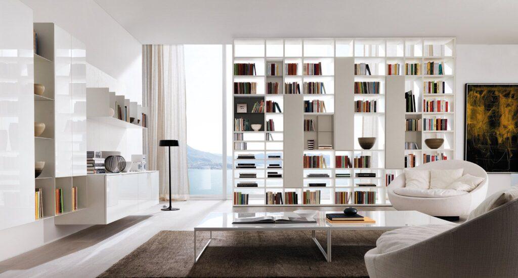 Scegliere una libreria separé, tutti i consigli
