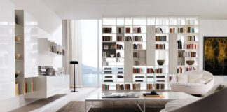libreria separè