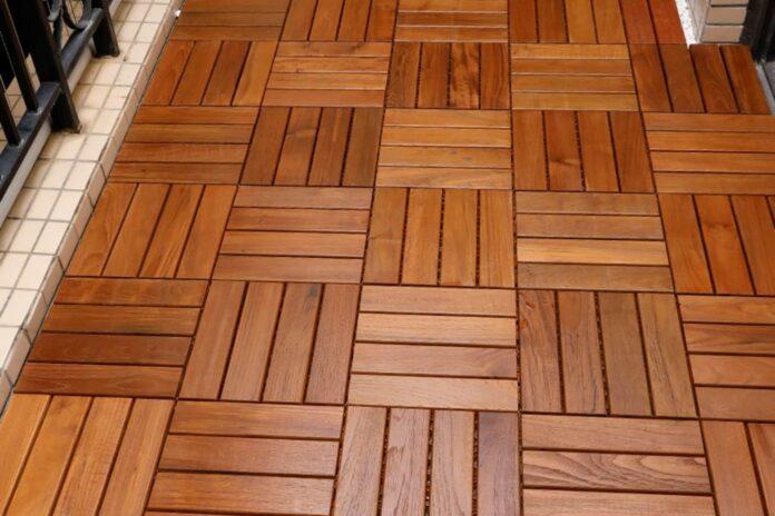 parquet in legno ipè