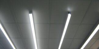 illuminazione lineare