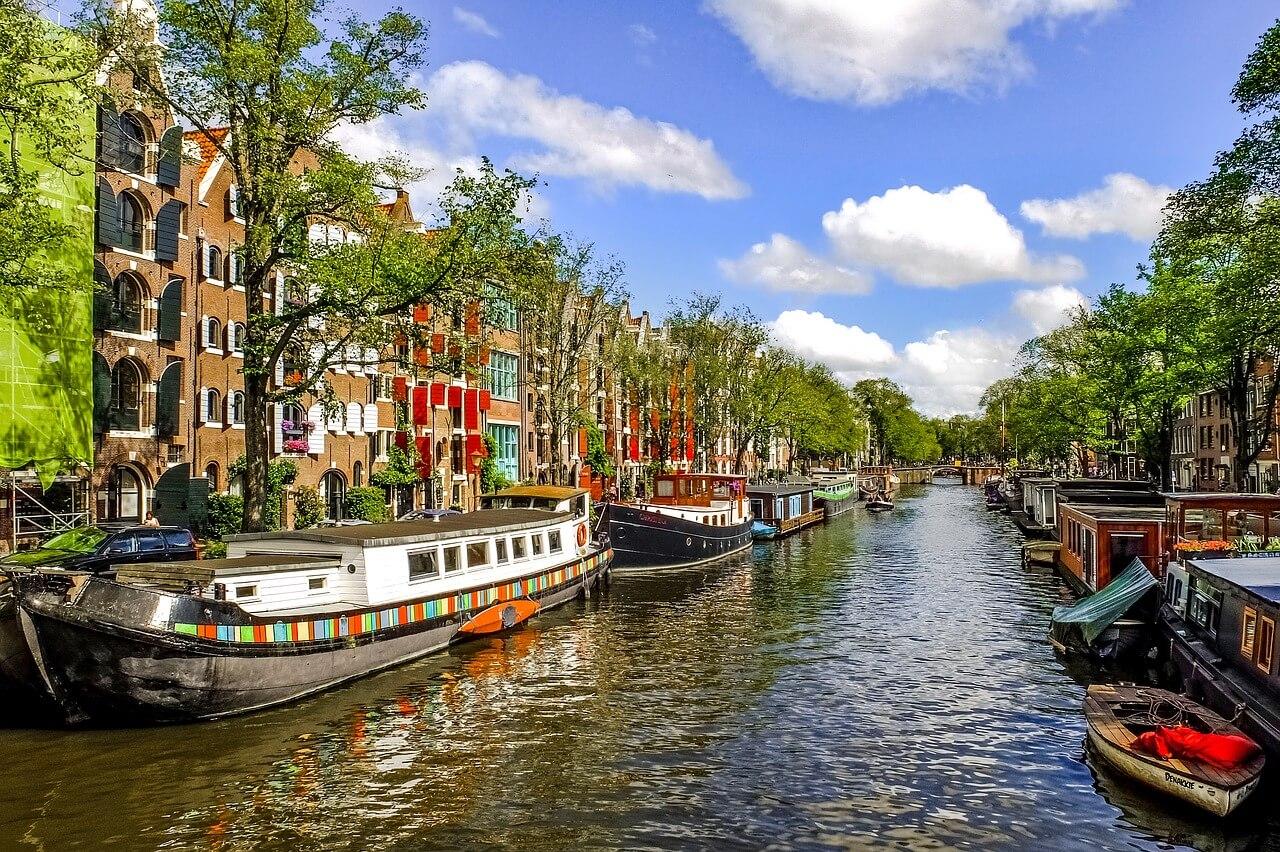 trasloco a amsterdam