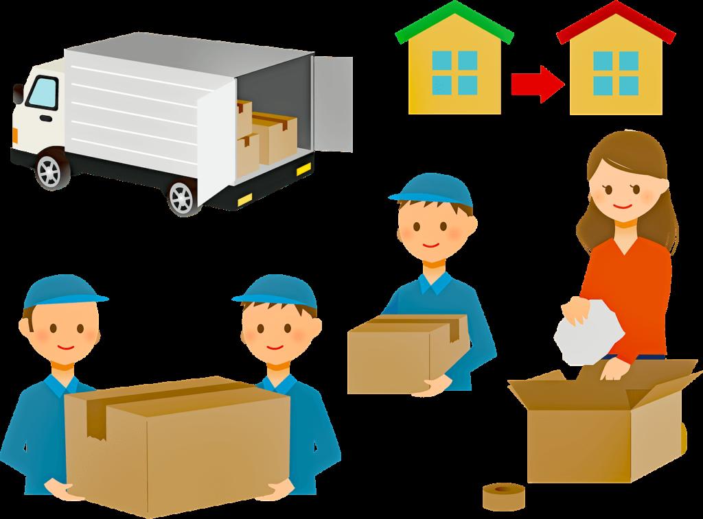 Imballare gli oggetti risparmiando spazio per il trasloco, come fare?